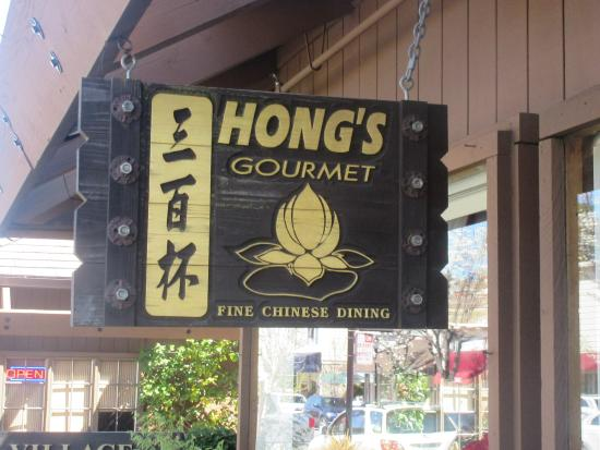 Hongs Gourmet, Big Basin Way, Saratoga, Ca