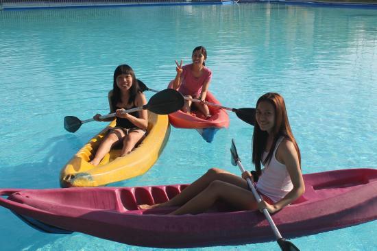 Taytay, Filipinas: Kayak