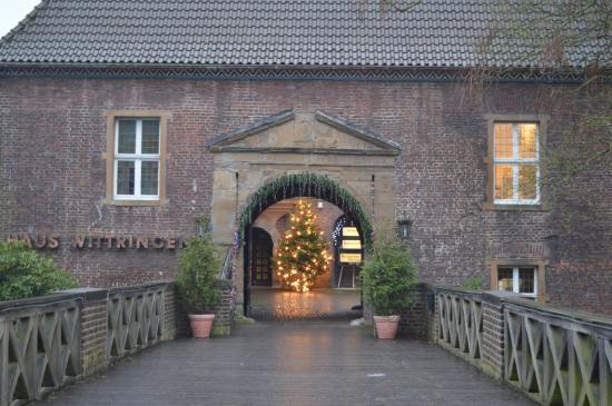 Gladbeck, Jerman: Wasserschloss Wittringen