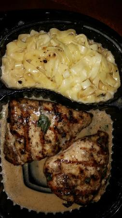 Carrabba's Italian Grill: Pollo Rosa Maria