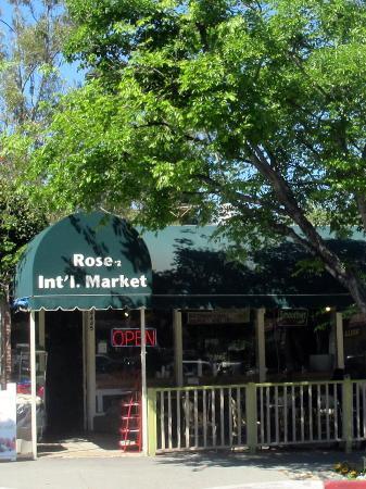 The Basin Restaurant In Saratoga Ca
