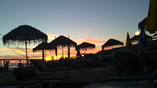 Olympia SunClub: zonsopgang