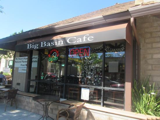 Big Basin Cafe Big Basin Way Saratoga Ca Picture Of Big