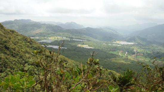 Gaital National Park: View from the top top