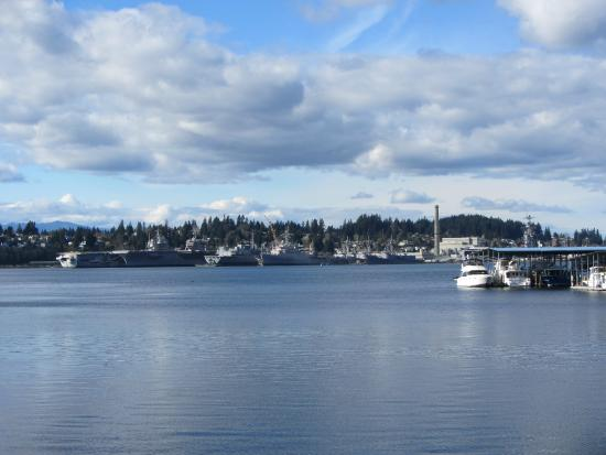Port Orchard's Lighthouse: The View from the Port Orchard Lighthouse