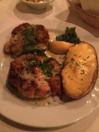 Louisiana Lagnie Restaurant Stuffed Peppers With Twice Baked Potato