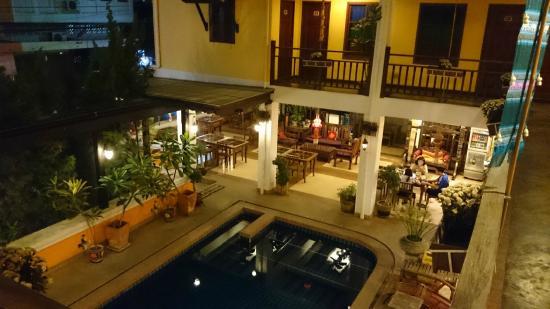 Chiangmai Boutique House: pool