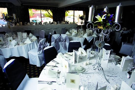 Adelaide Royal Coach: Function Rooms