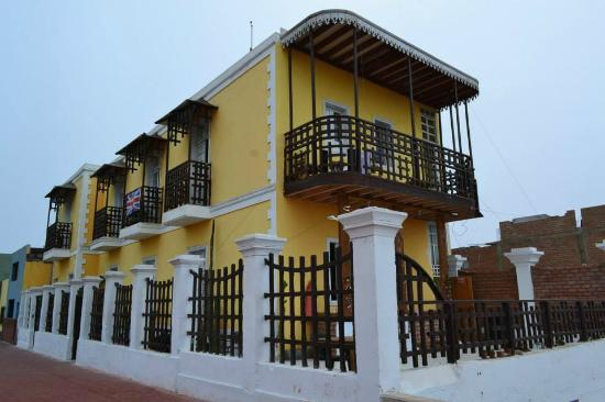 Ocean Park Island Multiservicios Hotel Hostel Chucuito Callao Lima