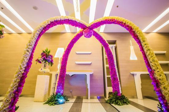 Wedding Decoration Picture Of Mercure Jakarta Sabang Jakarta