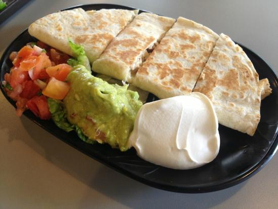 online store fe4f4 d9c7d Baja Fresh Mexican Grill, Singapore  Quesadilla