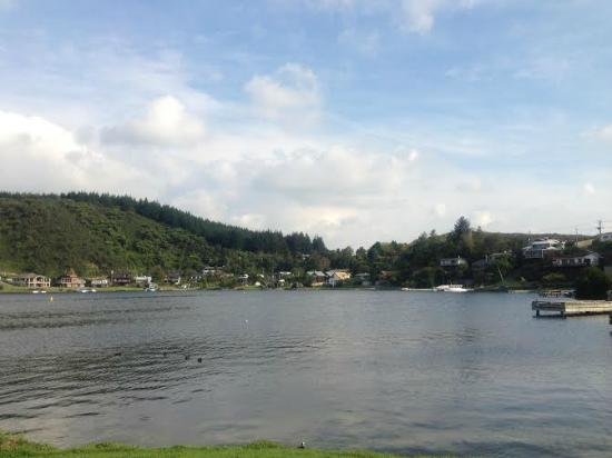 Lake View on Hotel Grounds