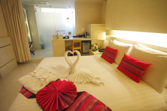 Bangkok Hiptique Residence: Premier Room