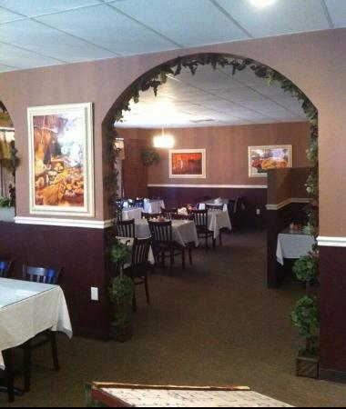 Morina S Italian Restaurant Cabot Menu Prices