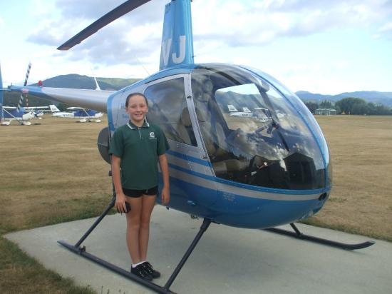 U Fly Heli Trial Flights: 10th birthday