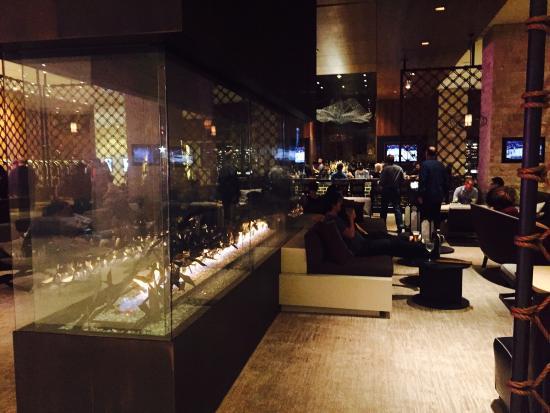 Lobby Bar Picture Of Jw Marriott Austin Austin