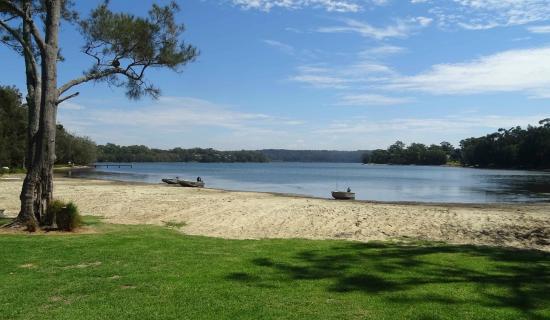 Lake wallaga