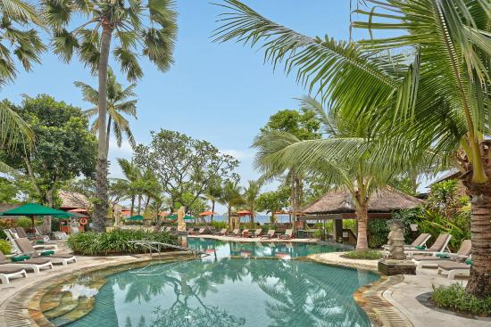 Coco Pool at Legian Beach Hotel
