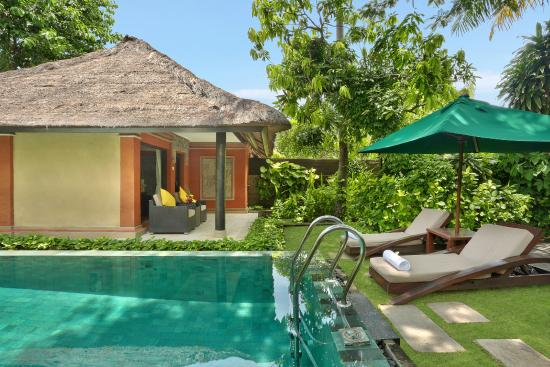 Pool Villa At Legian Beach Hotel