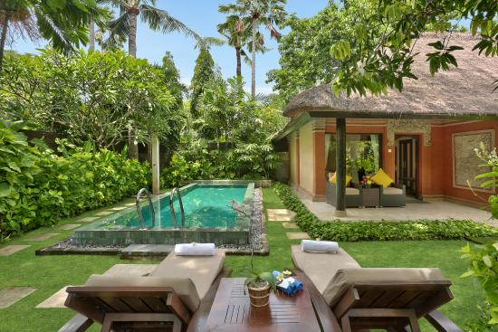 Pool Villa At Legian Beach Hotel