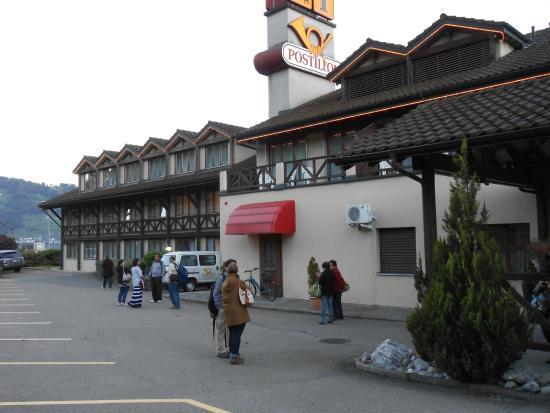 Hotel Postillon: A general view