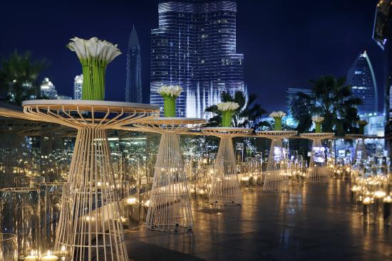 The address downtown dubai united arab emirates hotel for The terrace address