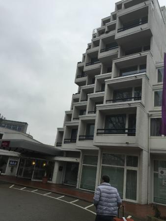 Mercure Hotel Hameln: Hotel View