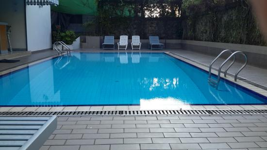 K.T. Guest House : the incredible pool