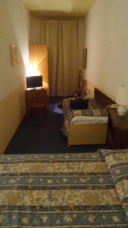 Hotel Gioia: Camera x tre