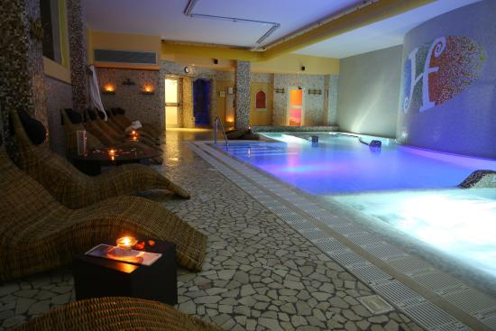 Cellino San Marco, Italy: AREA SPA