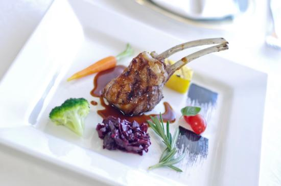 Ferdinand's : Rack of lamb