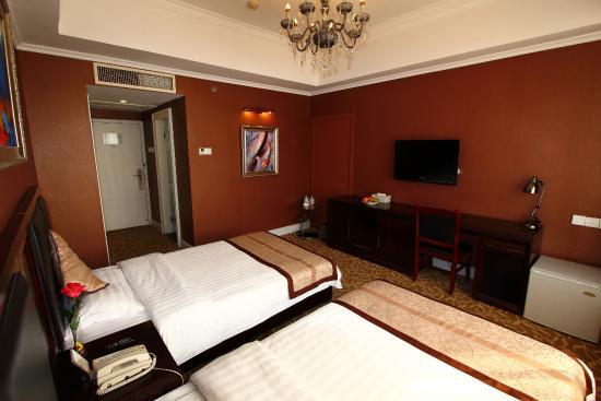 Tianjin Binhai International Airport Hotel: Standard Room