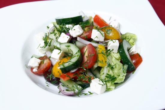 Al Fresco: Greek Salad