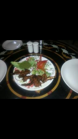The Silk Route Restaurant: Roasted and vegetarian food. ...