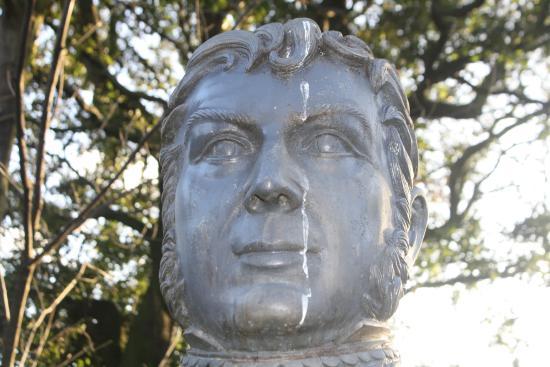 Bernardo O'Higgins Statue