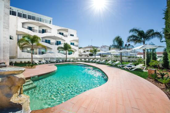 Velamar boutique hotel albufeira algarve portugal for Design boutique hotels algarve
