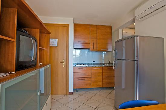 Verudela Beach & Villa Resort: apartment
