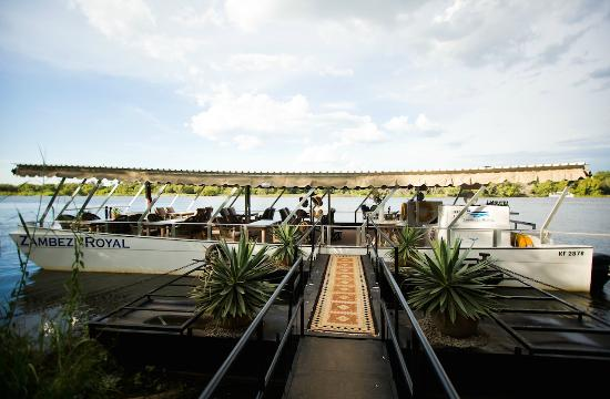 ‪The Zambezi Royal Luxury River Cruises‬