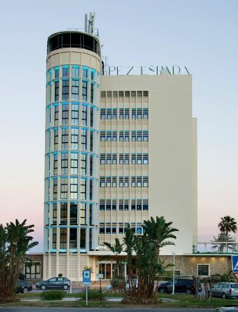 MedPlaya Hotel Pez Espada: Hotel Facade