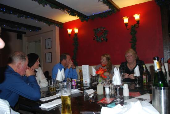 Three Cups Inn: Christmas 2013