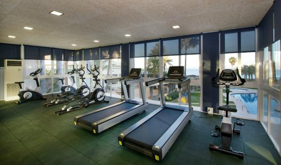 MedPlaya Hotel Pez Espada : Fitness centre