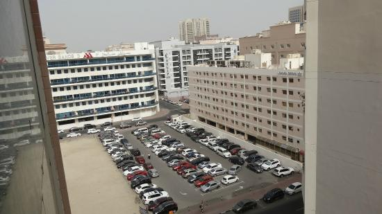 Pearl Residence Hotel Apartments: Vies from 7 floor