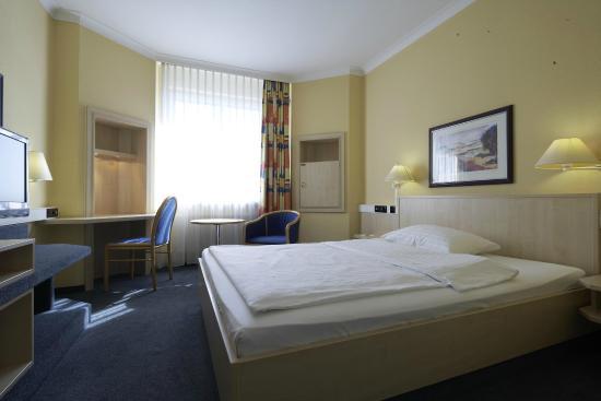 InterCity Hotel Erfurt: Standard Einzelzimmer