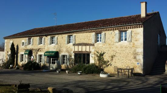Restaurant picture of la ferme de flaran hotel valence for Restaurant valence france