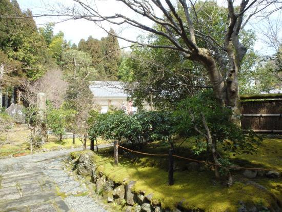 Danrinji Temple: 庭園