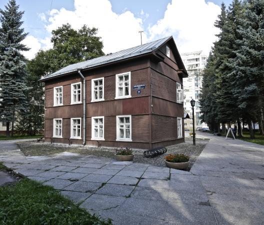The Nevskaya Zastava Museum