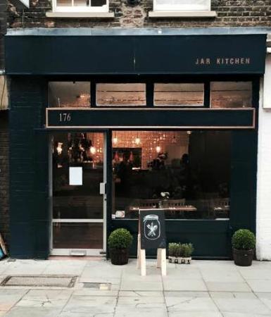 Delicieux Jar Kitchenu0027s Exterior On Drury Lane