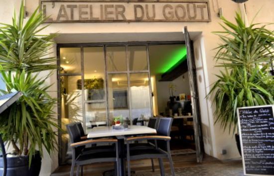 Bandol, Francia: Bienvenue à l'Atelier du Goût