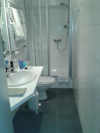 Ambassador Hotel : salle de bain