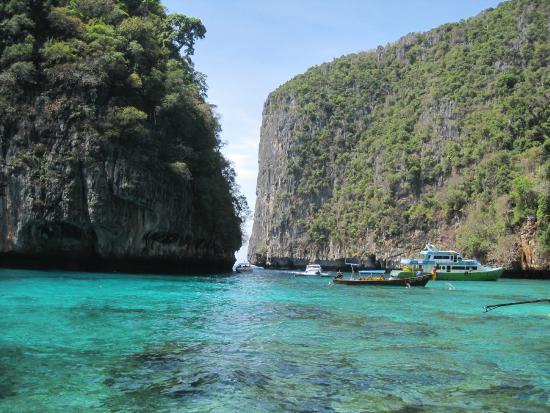acqua limpidissima - Bild från Bamboo Island, Ko Phi Phi Don - TripAdvisor